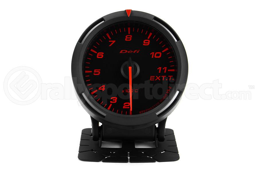 Defi Red Racer EGT Exhaust Gas Temperature Gauge Metric 60mm 200-1100C ( Part Number:DEF1 DF11805)