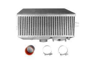 ETS Top Mount Intercooler Silver Core (Part Number: )