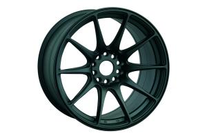 XXR 527 5x114.3 / 5x100 Flat Black - Universal