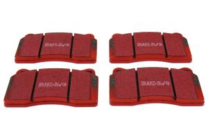 EBC Brakes Redstuff Ceramic Front Brake Pads - Subaru STI 2004-2017 / Mitsubishi Evo / OEM Brembo Applications