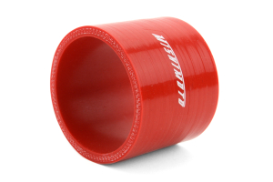 Mishimoto Silicone Intercooler Hoses Red (Part Number: )
