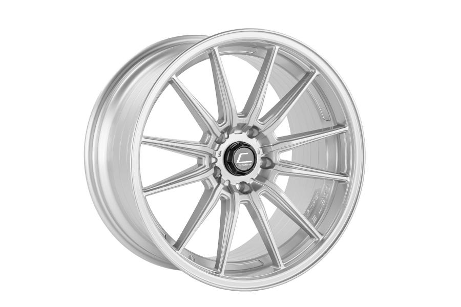 Cosmis Racing Wheels R1 Pro 18x10.5 +32 5x100 Silver - Universal