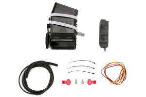 P3 Gauges Vent Integrated Boost Gauge w/ Black Vent Housing - Subaru 2008-2014 WRX/STi / 2009-2013 Forester XT