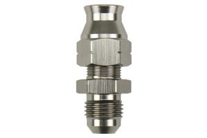 DeatschWerks 6AN to 5/16 Hardline Compression Adapter - Universal