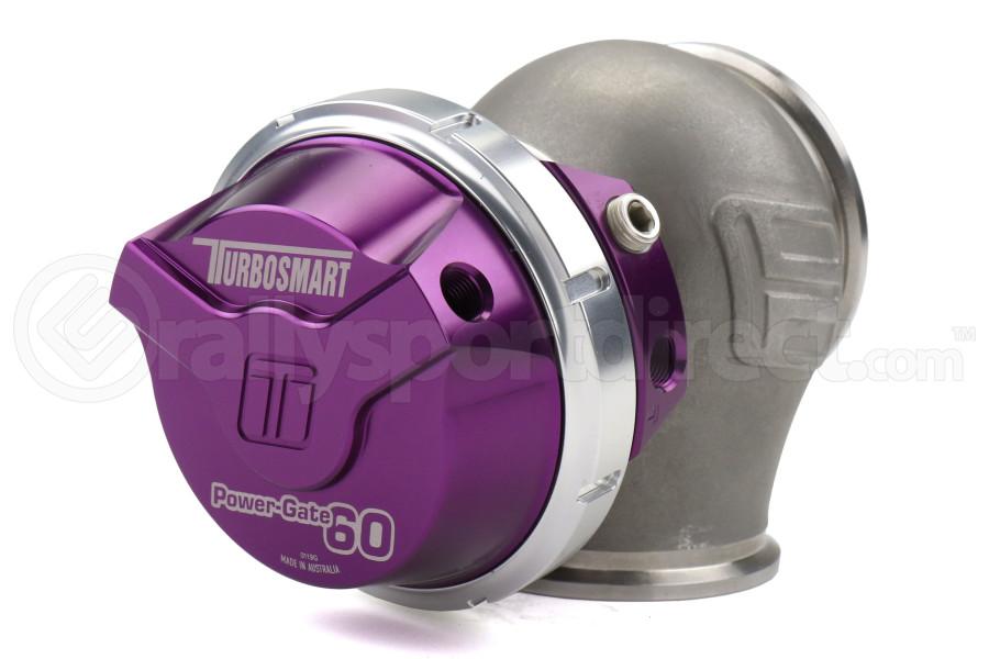 Turbosmart WG60 GenV Power-Gate 60mm 14psi Purple - Universal