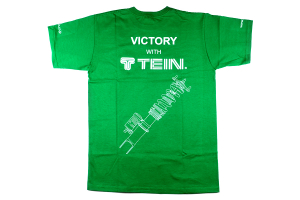 Tein Coilover T-Shirt Green - Universal
