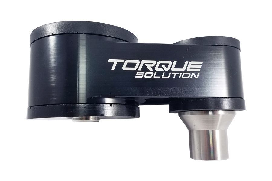Torque Solution Rear Engine Mount - Ford Fiesta ST 2014+