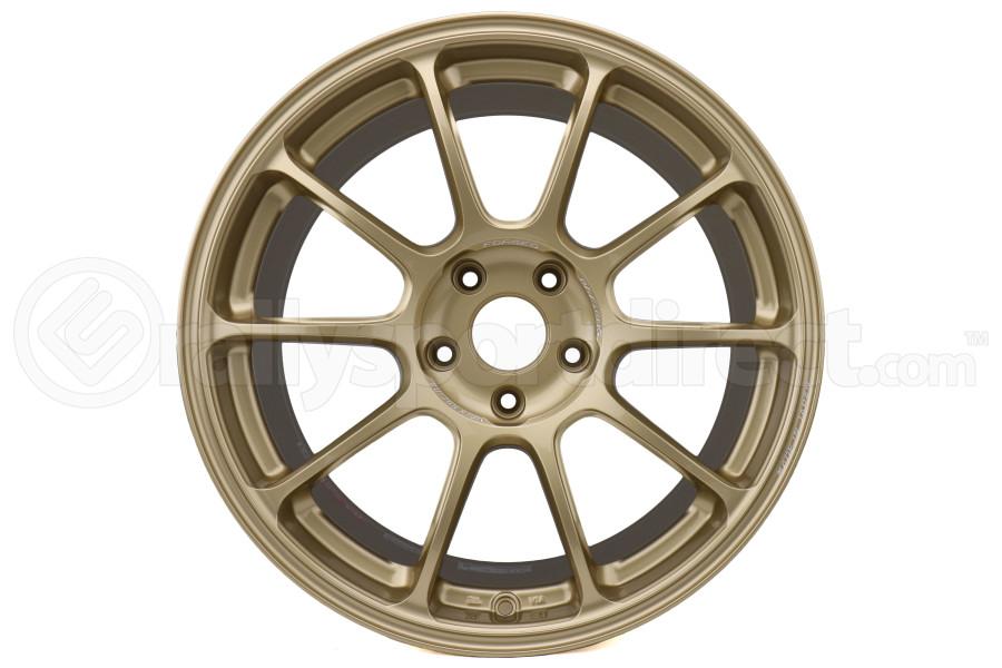 Volk ZE40 18x9.5 +38 5x114.3 Gold - Universal