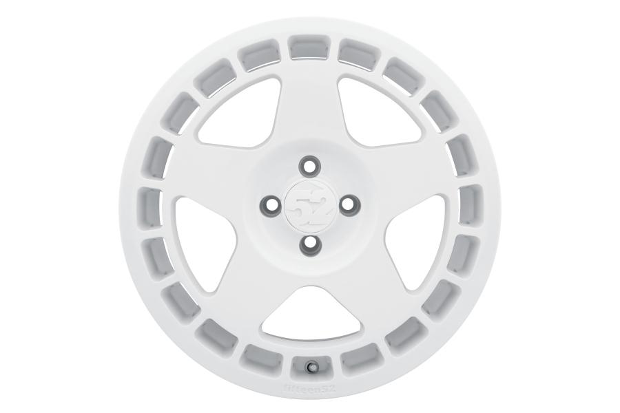 fifteen52 Turbomac 17x7.5 +40 5x112 Rally White - Universal