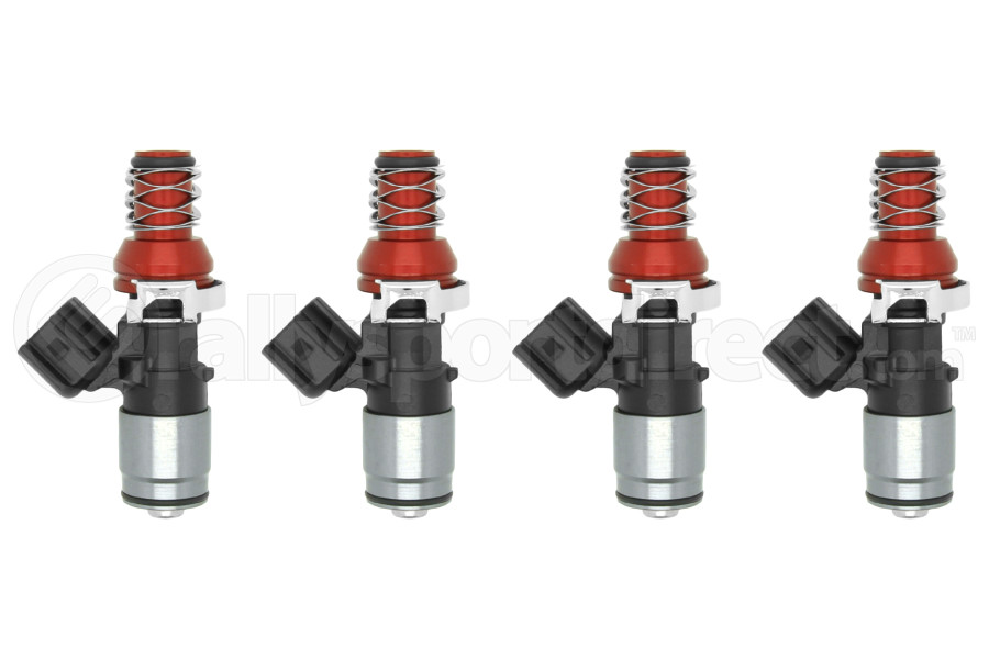 Injector Dynamics Fuel Injectors 1700cc (Part Number:1700.48.11.WRX.4)