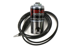 Snow Performance High Flow Water-Methanol Solenoid Upgrade w/4AN Fittings - Universal