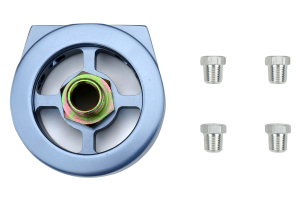 ProSport Oil Filter Adapter Plate ( Part Number: PSOPOT-M20XP1.5)