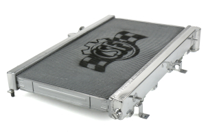 CSF Racing Radiator w/ Built-in Oil Cooler and Sandwich Plate (Part Number: )