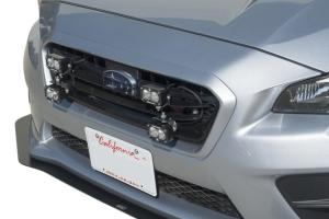 Rally Innovations Light Plate - Subaru WRX / STI 2015-2017
