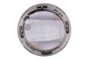 Gram Lights GL Center Cap Red / Black Chrome - Universal