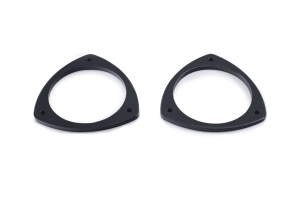Subtle Solutions 3/8in Nose Dive Spacers Front HDPE - Subaru Models (inc. 2017+ Impreza / 2018+ Crosstrek)