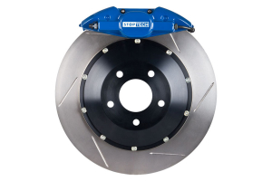Stoptech ST-22 Big Brake Kit Rear 328mm Blue Slotted Rotors ( Part Number:STP 83.841.002G.21)