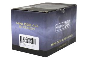 Morimoto Bi-Xenon Mini D2S 4.0 Square Lens - Universal