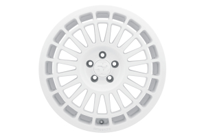 fifteen52 Integrale 18x8.5 +48 5x114.3 Rally White  - Universal