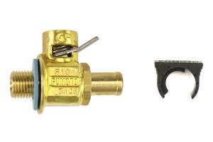 Fumoto 1/2-20 UNF Oil Drain Valve W/Nipple and Lever Clip - Universal