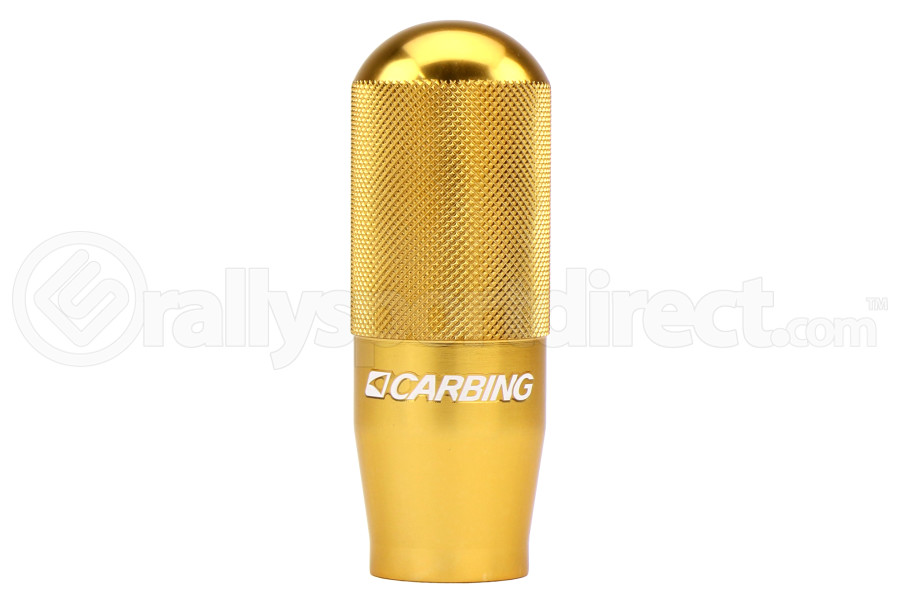 Carbing High Grip Shift Knob Gold M12x1.25 (Part Number:321 120 3)