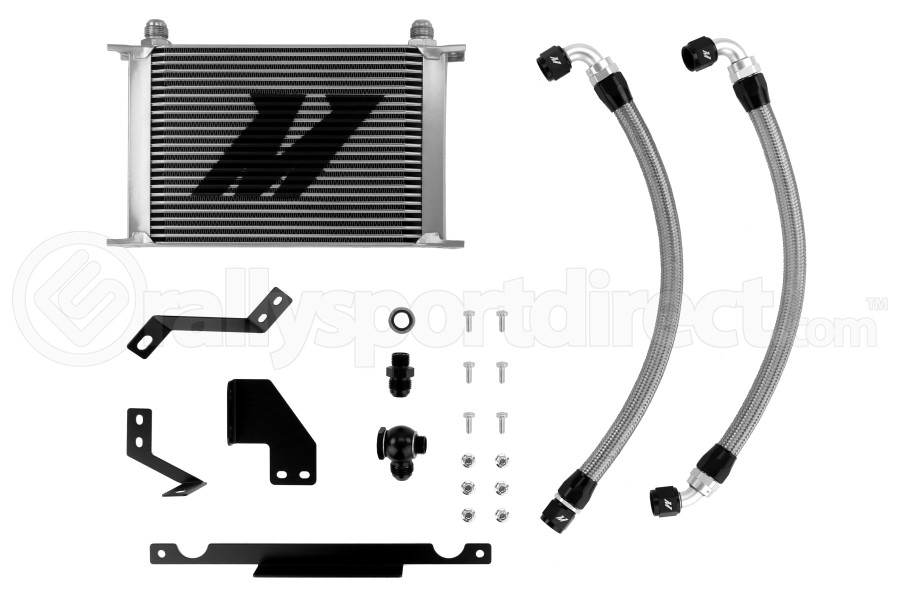 Mishimoto Oil Cooler Kit (Part Number:MMOC-EVO-01)