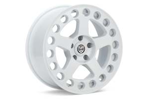 LP Aventure LP5 Wheel 17x8 +38 5x100 White - Universal