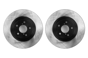 Centric Premium Brake Rotor Pair Front ( Part Number: 120.47021-GRP)