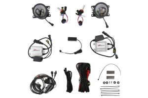 JW Optical Chameleon HID Fog Light System - Subaru Models (inc. 2015-2019 WRX / 2015-2017 STI)