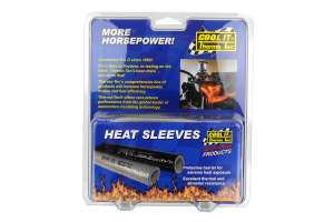 Thermo Tec Heat-Sleeves 1/2in x 3ft Silver (Part Number: )