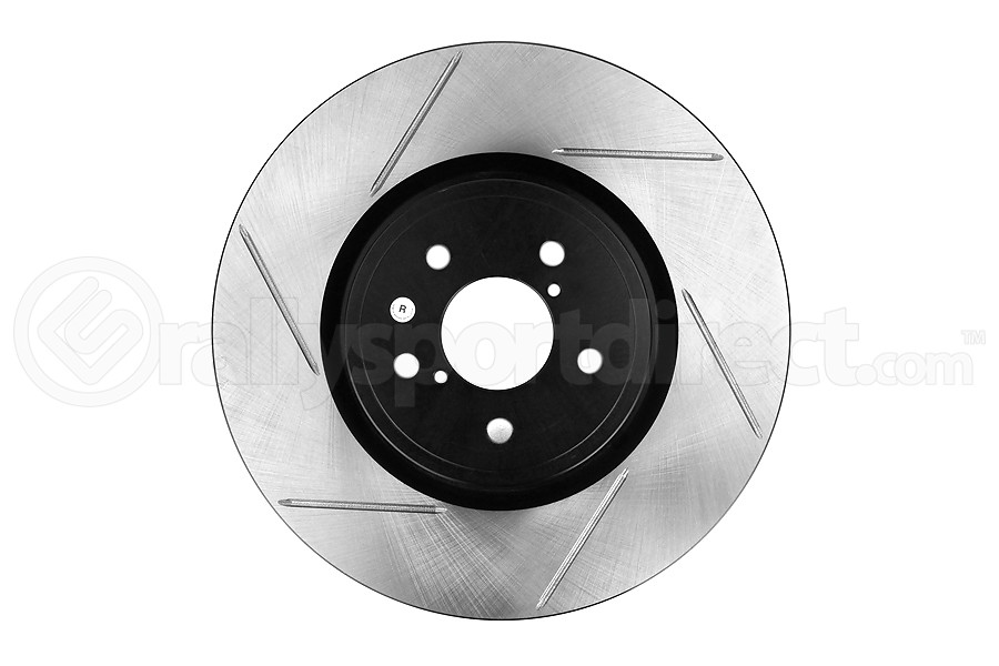 Powerslot Slotted Front Right Rotor Single (Part Number:126.47024SR)