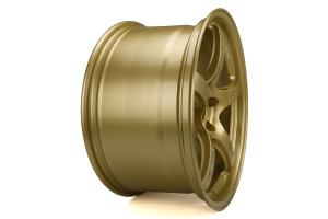 Gram Lights 57CR 18x9.5 +38 5x114.3 E8 Gold - Universal