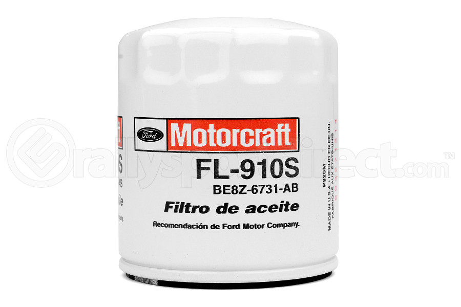 Ford Motorcraft Oil Filter (Part Number:FL-910S)