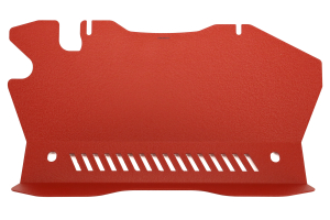 PERRIN Pulley Cover Red (Part Number: )