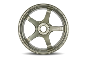 Advan GT Beyond 19x8.5 +37 5x114.3 Racing Sand Metallic - Universal