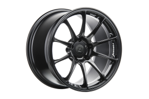 Titan 7 T-R10 18x9.5 +45 5x120 Machine Black - Universal