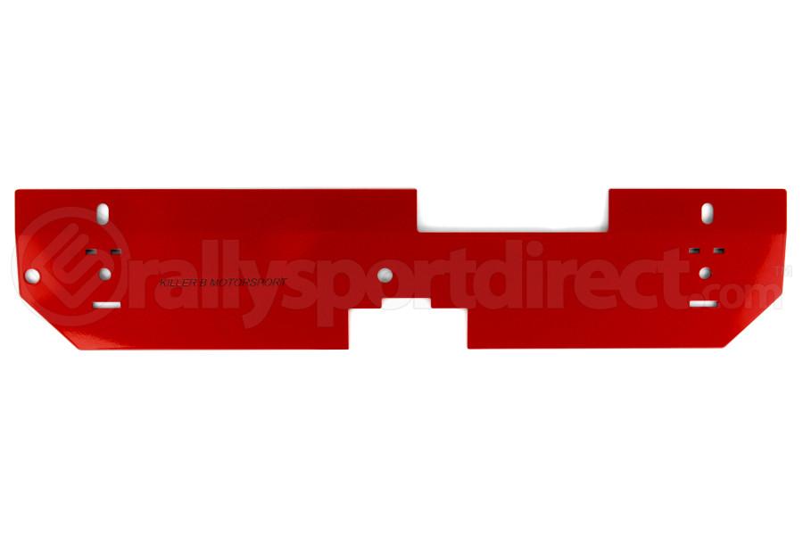 Killer B Motorsport Radiator Shroud Red (Part Number:001RPC)