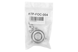 ATP Turbo Diverter Valve Block Off Plate - Ford Focus ST 2013+