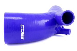 COBB Tuning Silicone Turbo Blue Inlet (Part Number: )
