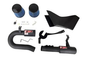 Injen Cold Air Intake Wrinkle Black - BMW N54 335i 2007-2010 / 135i 2008-2010