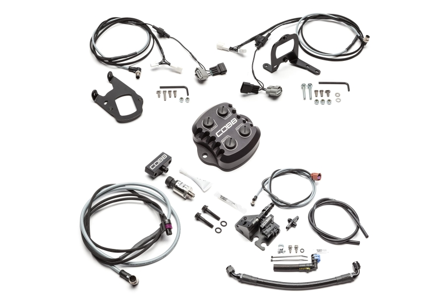 cobb tuning can gateway w flex fuel kit and fuel pressure monitoring kit