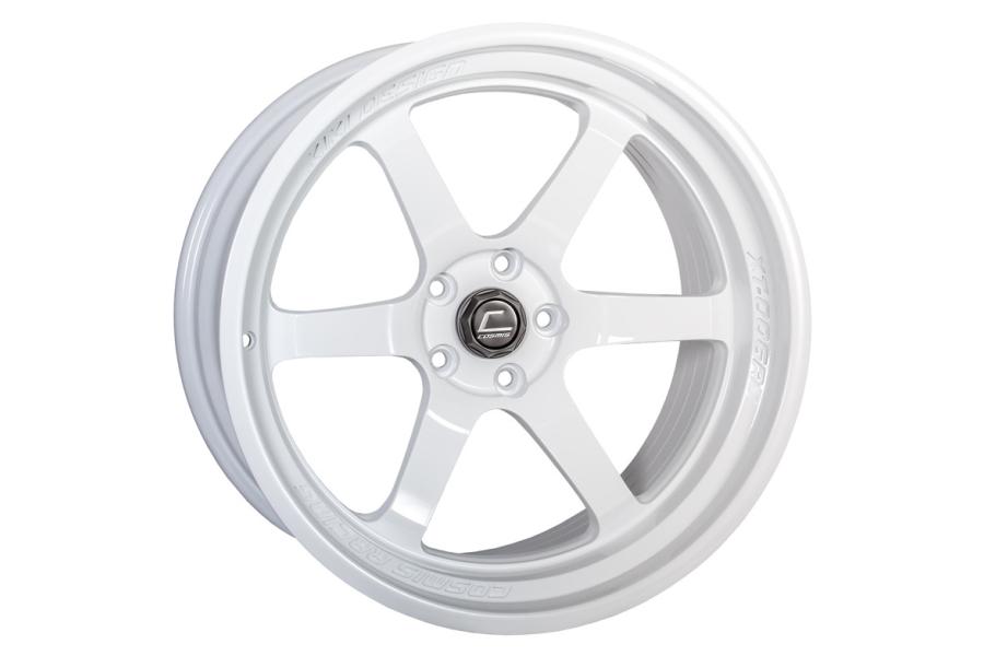 Cosmis Racing Wheels XT-006R 20x9.5 +10 5x120 White - Universal