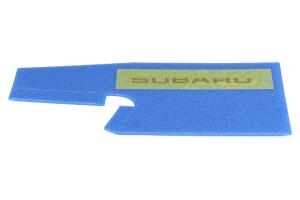 Subaru Black Subaru Trunk Emblem - Universal