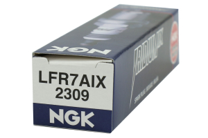 NGK Iridium Spark Plug One Step Colder 2309 ( Part Number:NGK LFR7AIX)