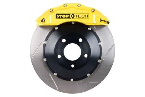 Stoptech ST-60 Big Brake Kit Front 355mm Yellow Slotted Rotors - Mitsubishi Evo X 2008-2015