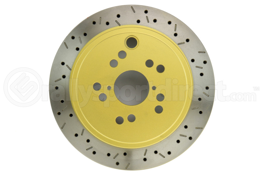DBA 4000 Drilled/Slotted Rotor Single Rear (Part Number:42663XS-10)