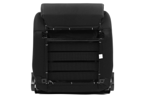 Sparco R100 Road Seat Black/Gray ( Part Number:SPR2 00961NRGR)