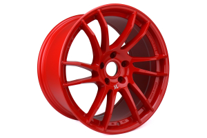 Gram Lights 57XTC 18x9.5 +38 5x114.3 Red - Universal
