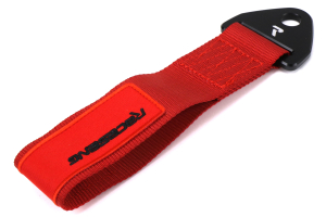Raceseng Tug Strap Red - Universal