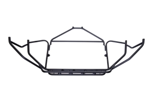 LP Aventure Big Bumper Guard Powder Coated Black - Subaru Crosstrek 2021+
